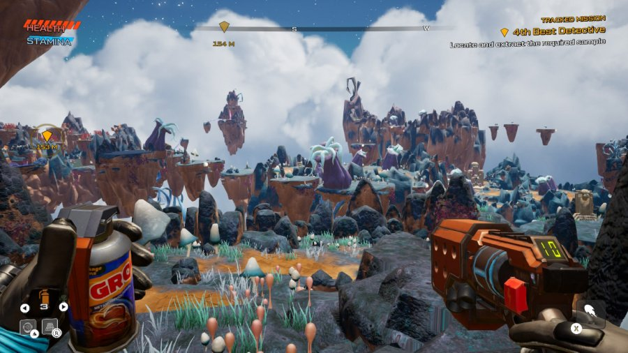 Journey to the Savage Planet Review - Screenshot 2 of 7