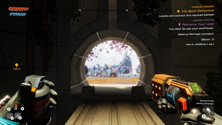 Journey to the Savage Planet Review - Screenshot 3 of 7