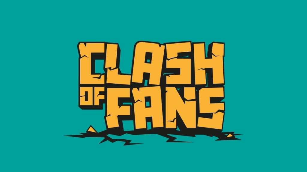 Clash of Fans was a lovely surprise for us • Eurogamer.net