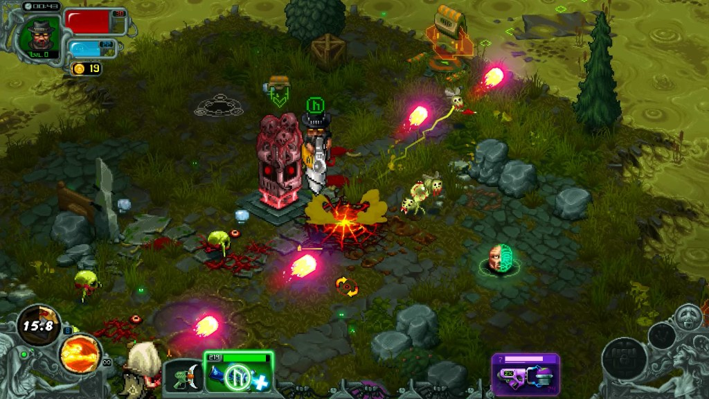 Genesis is a roguelike on the hunt in Steam Early Access
