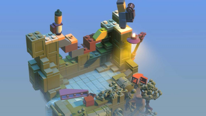 Lego Builder's Journey Review – Peaceful Pieces