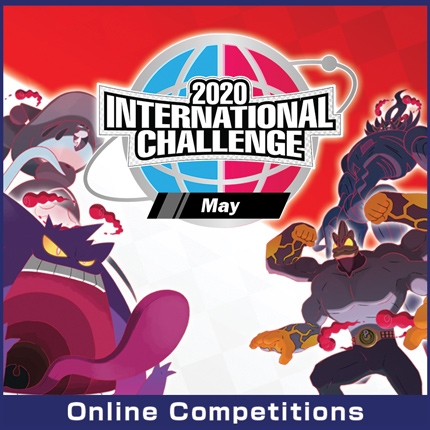 The Pokémon Sword and Pokémon Shield 2020 International Challenge May Online Competition Has Begun
