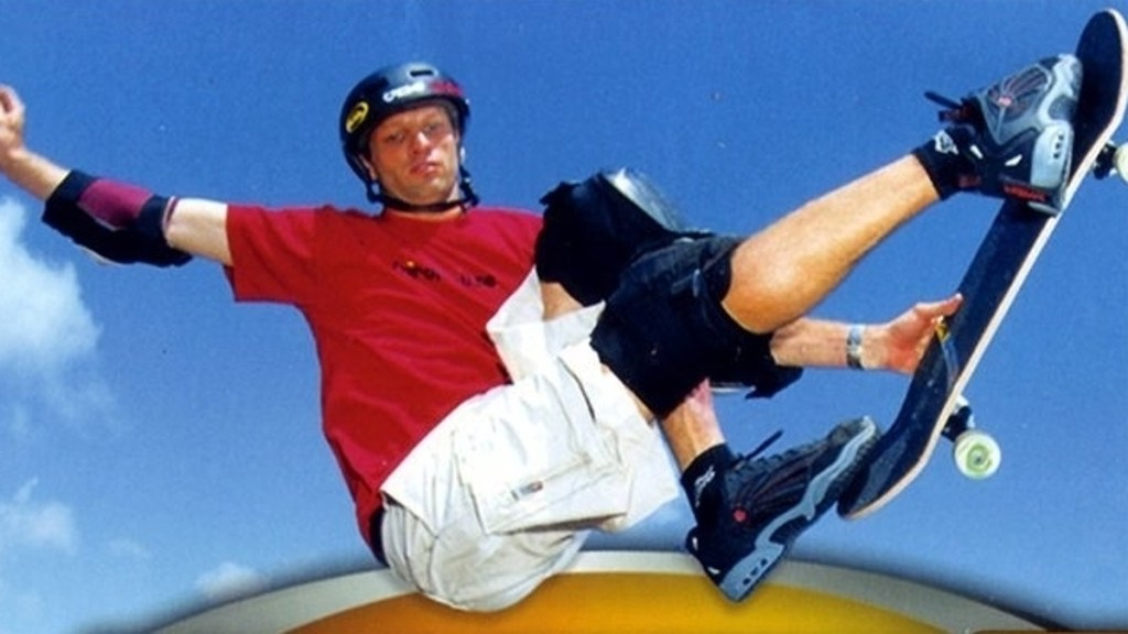 Tony Hawk is texting people about a Pro Skater 1 & 2 remaster • Eurogamer.net