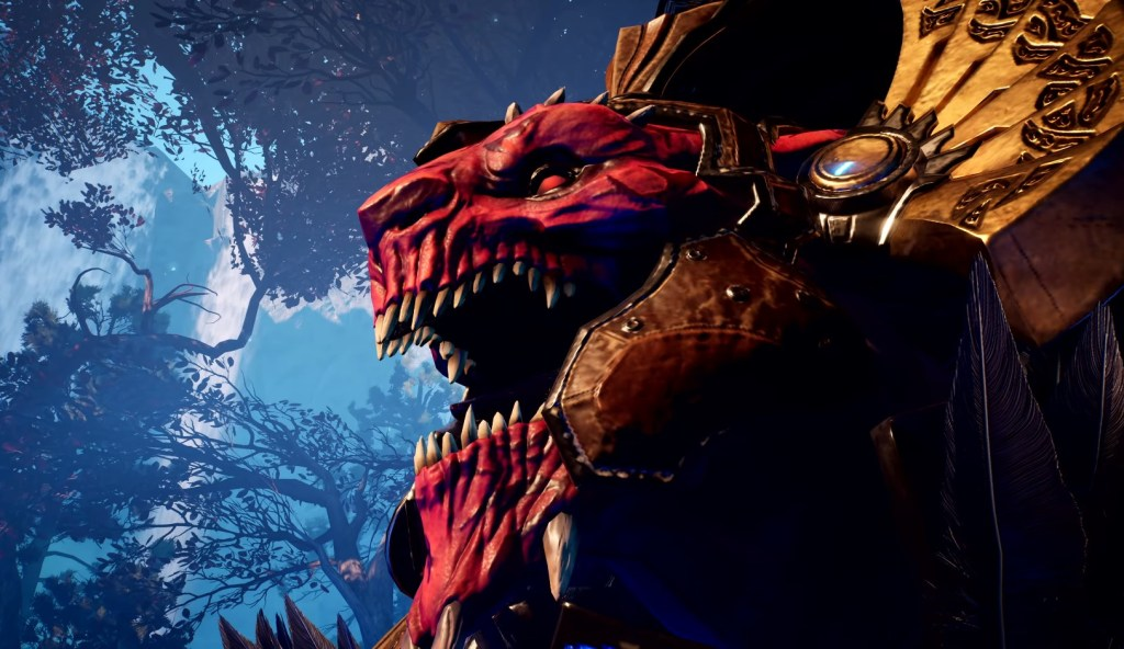Godfall shows off flashy combat in debut gameplay trailer