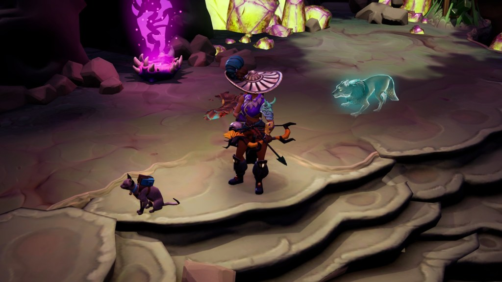 Torchlight III: Pet skills and auras guide