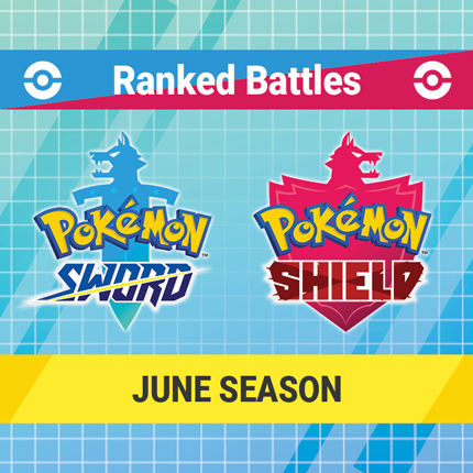 Battle with Your Strongest Pokémon Team in the Ranked Battles June Season