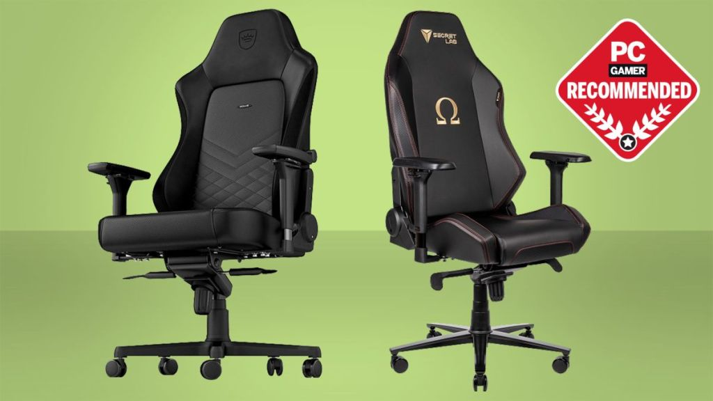 best chair for gaming   PC Gamer