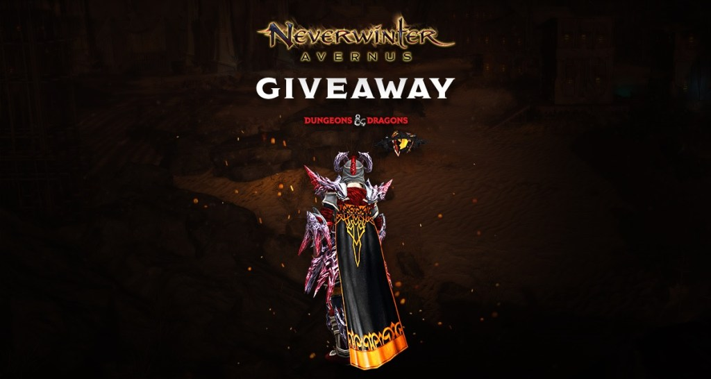 Giveaway: Take a key for Neverwinter Avernus
