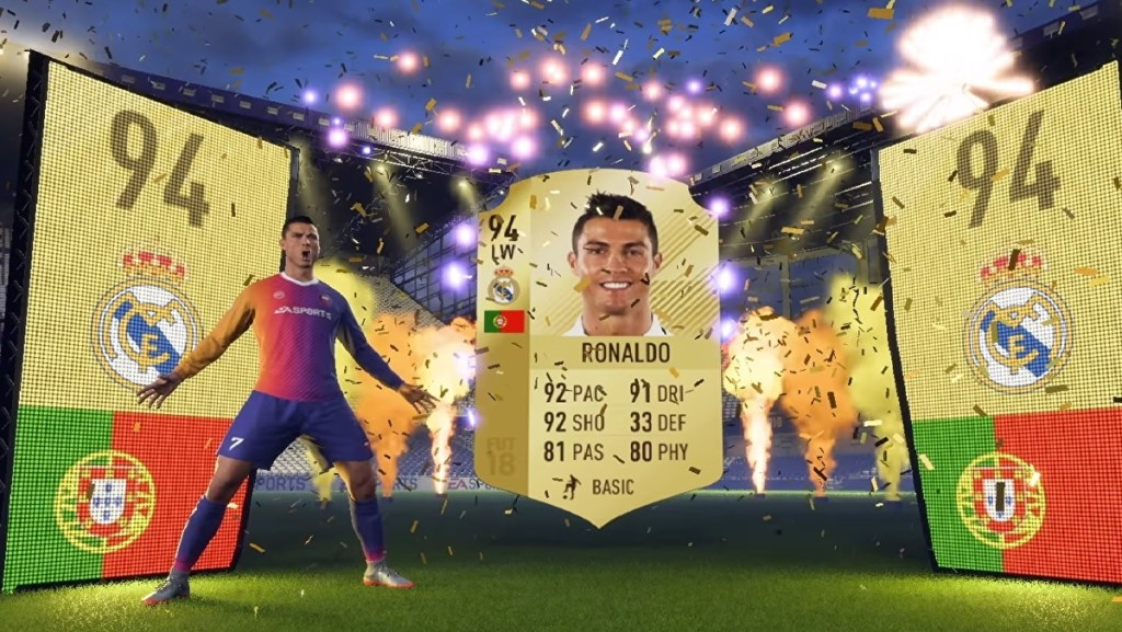 FIFA loot boxes once again hit the mainstream headlines as teen blows £3000 on packs • Eurogamer.net