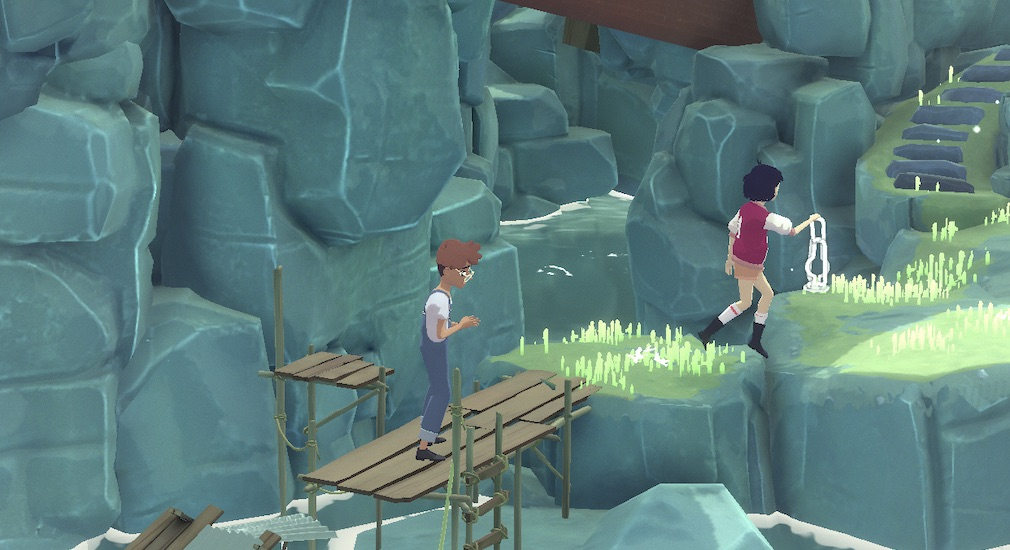 """The Gardens Between review - """"A puzzling adventure that you have to play"""""""