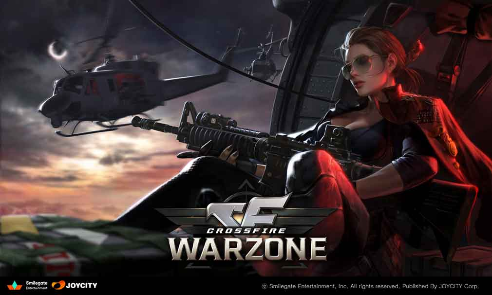 CrossFire: Warzone is a real-time strategy take on the popular franchise that