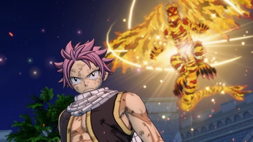 Fairy Tail review -- The world famous shounen anime comes to life
