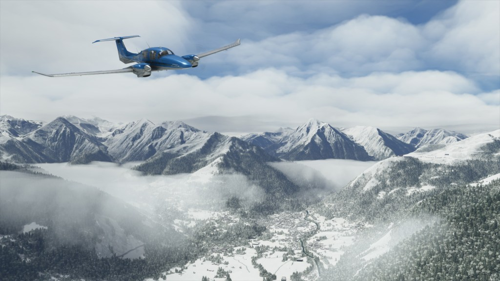 Microsoft Flight Simulator will fly onto Steam with VR as a passenger