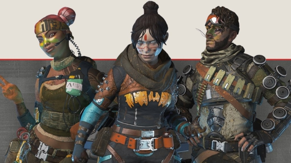Don't worry about PC crossplay, says Apex Legends dev