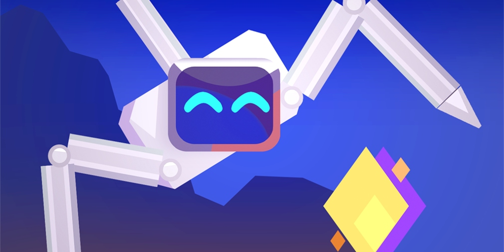 Robotics! is an upcoming, casual robot building and battling game from ZeptoLab that