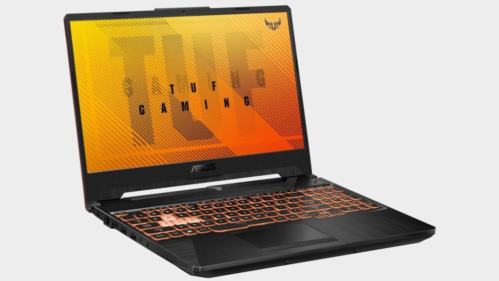 This Asus TUF gaming laptop with a GTX 1660 Ti is on sale for $849