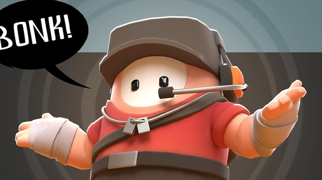 Fall Guys is getting a Team Fortress crossover • Eurogamer.net