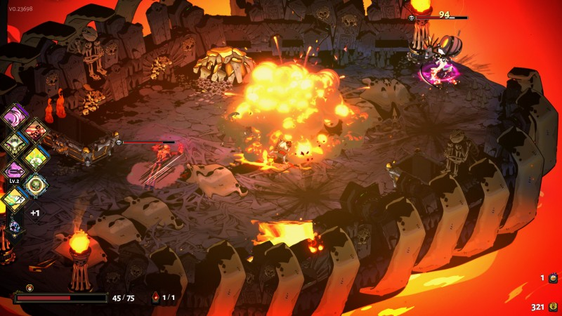 Hades Gets A 1.0 Launch Trailer