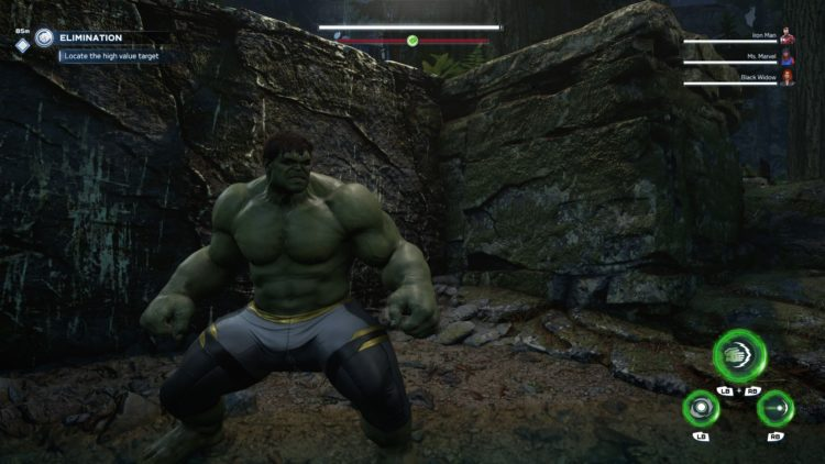 Marvel's Avengers PC ultra textures