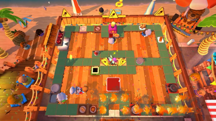 Free Overcooked 2seasonal Update Dropping This October (2)