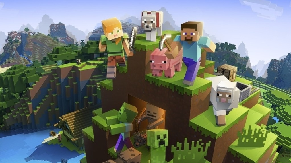 Minecraft Live digital event dated for October • Eurogamer.net