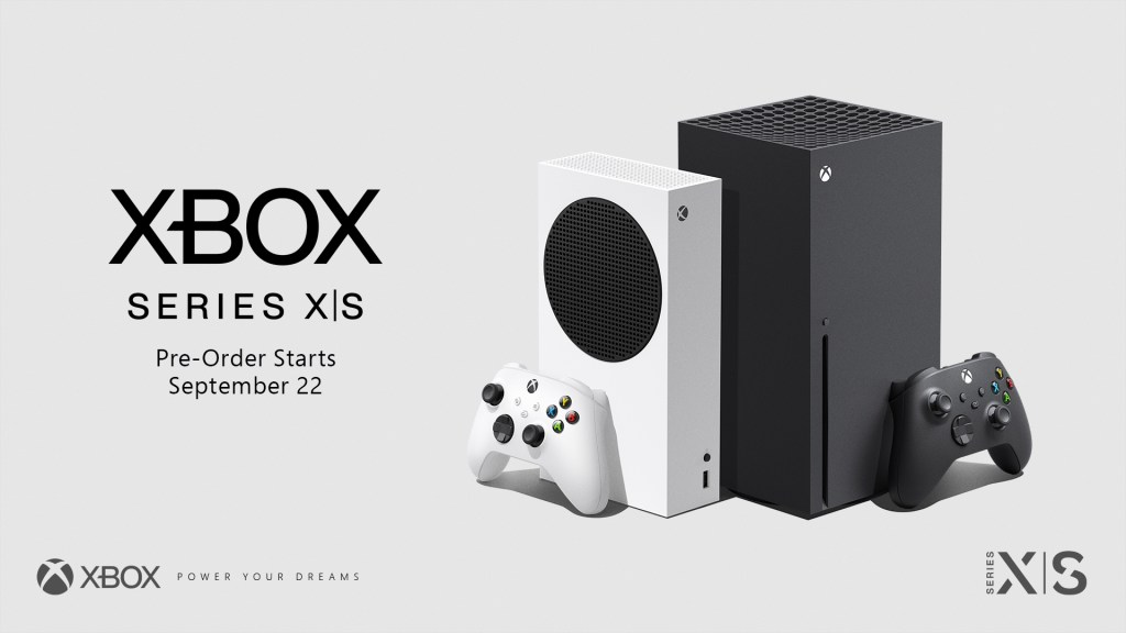 Pre-Order Xbox Series X and Xbox Series S Starting Tuesday, September 22
