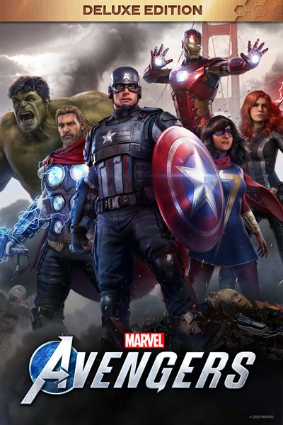 Marvel's Avengers: Deluxe Edition