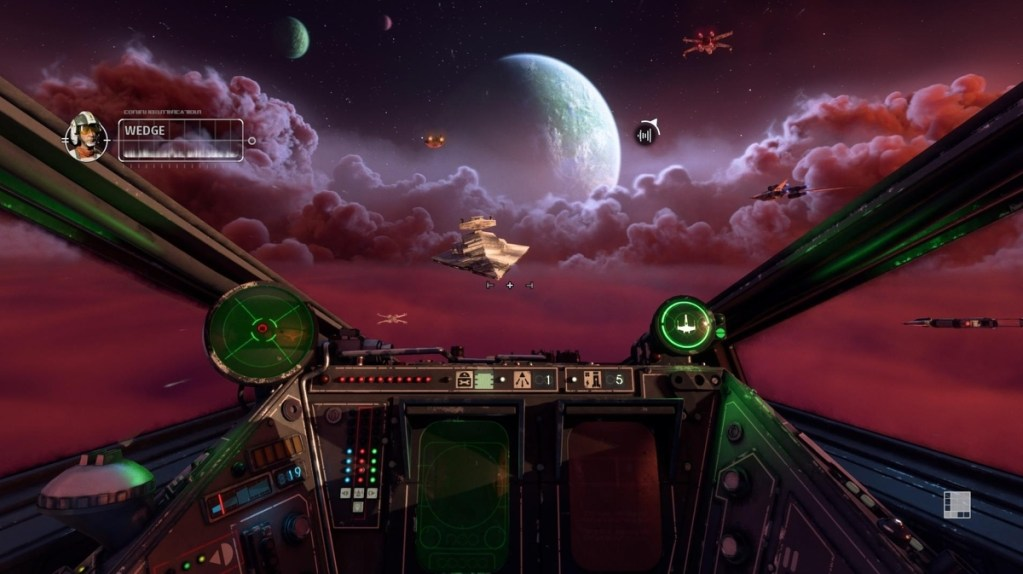 Star Wars: Squadrons review - a scrappy, compelling starfighter that excels in VR • Eurogamer.net