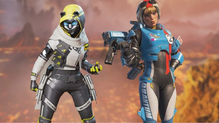 Apex Legends Crossplay Update Aftermarket Skins