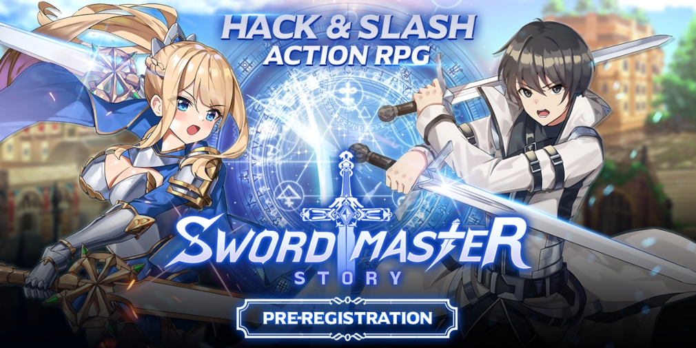 Sword Master Story is an upcoming action RPG for iOS and Android from Super Planet