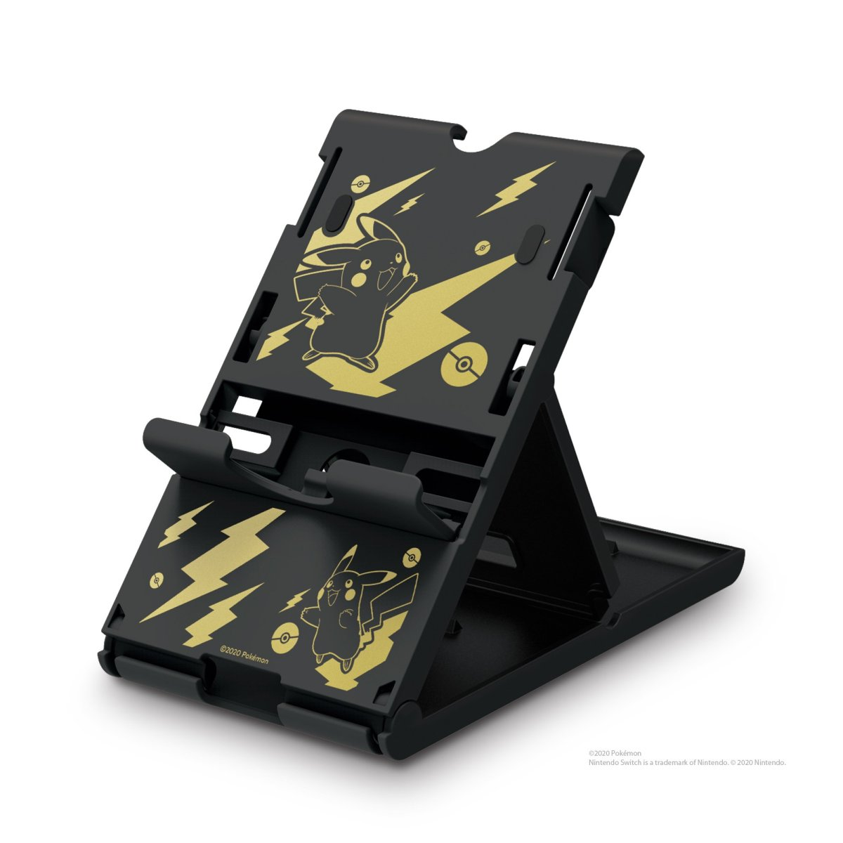 Playstand (Pikachu Black & Gold) Product Image 6