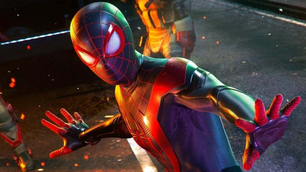 Beat Down Bad Guys at 60FPS in New Marvel's Spider-Man: Miles Morales Gameplay