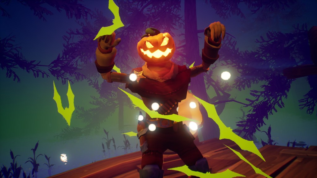 Pumpkin Jack review - Running with the devil