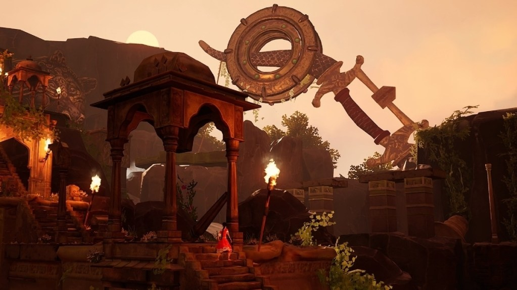 An Ancient Epic is out now on Xbox One, PS4 and PC • Eurogamer.net