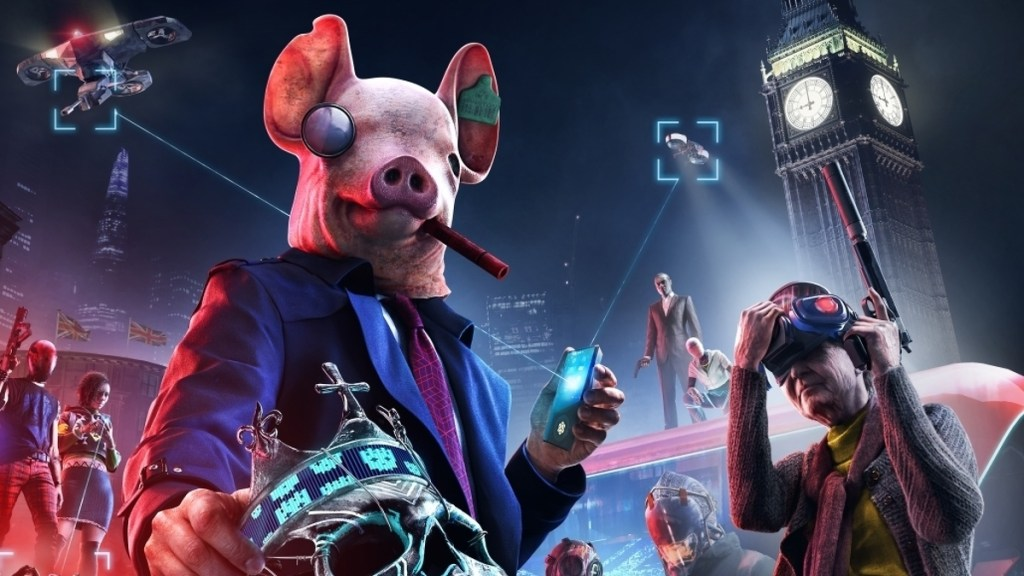 Watch Dogs Legion review - a bleak and buggy retread of Ubisoft's formula • Eurogamer.net