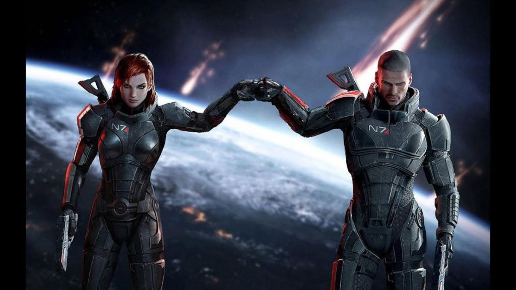 Electronic Arts is teasing 'awesome news' for Mass Effect fans tomorrow