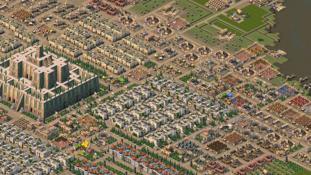 Nebuchadnezzar is an Impressions-style city builder coming next year