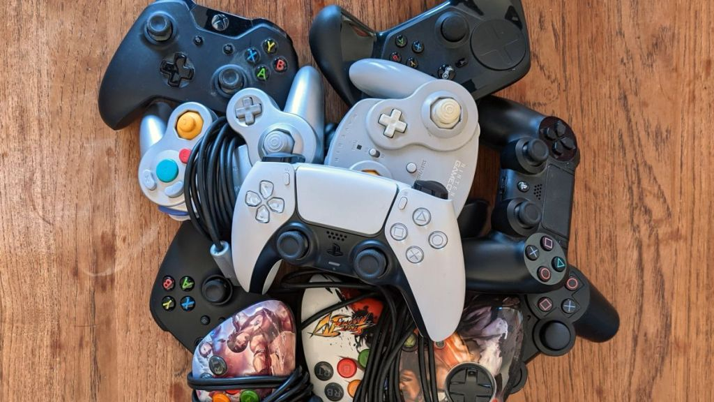 Controller usage on Steam has doubled over the past 2 years