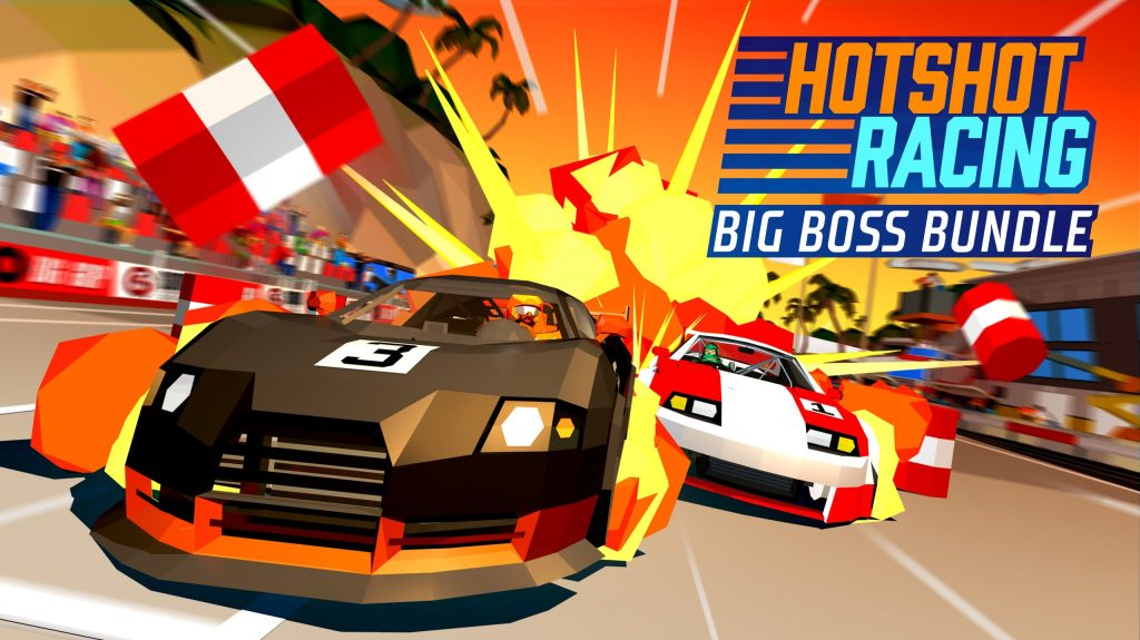 Hotshot Racing: Big Boss Bundle DLC Available Now for Free