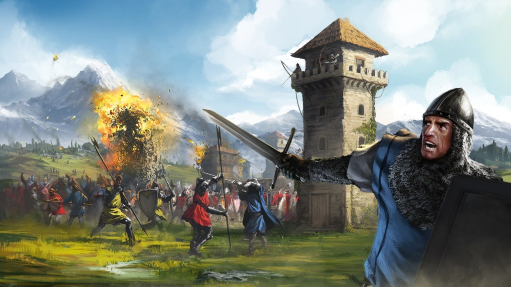 Age of Empires II: Definitive Edition Anniversary Update Available Now, Featuring Battle Royale Mode