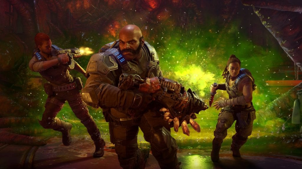 Gears 5 gets a load of details at Gamescom, will launch on Steam alongside Windows Store version