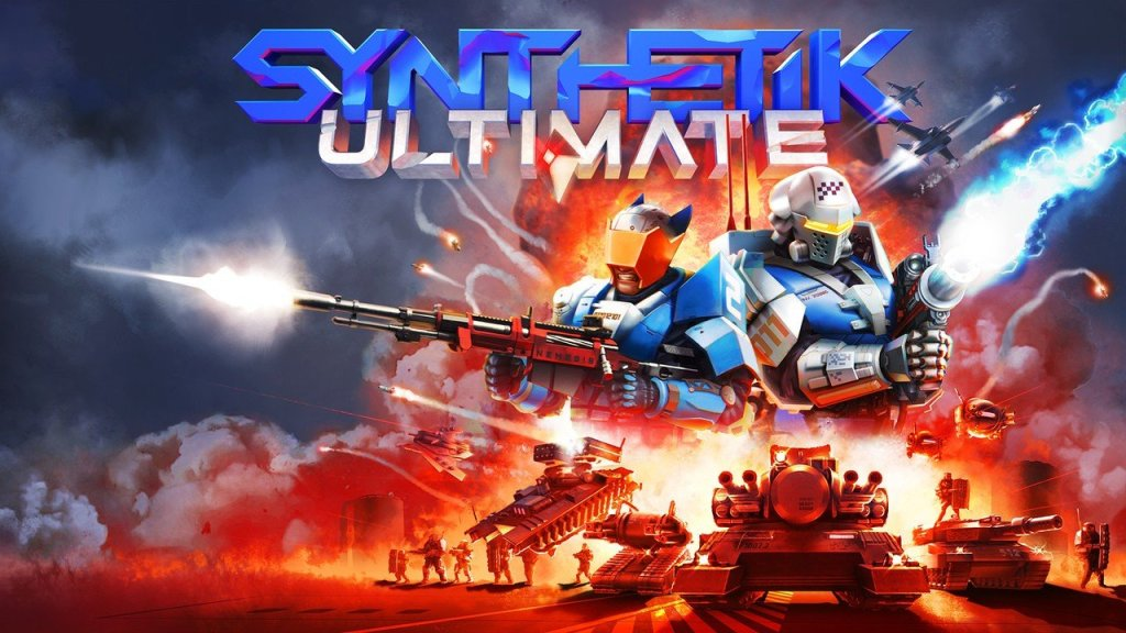 Roguelike Shooter SYNTHETIK: Ultimate Is Out On The Switch Today