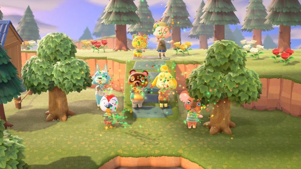 Animal Crossing: New Horizons Was France's Best-Selling Game Of 2020