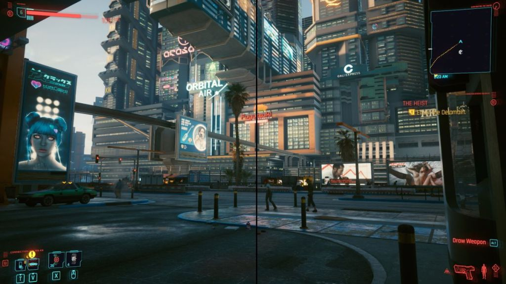 What does an architect think of Cyberpunk 2077's Night City?