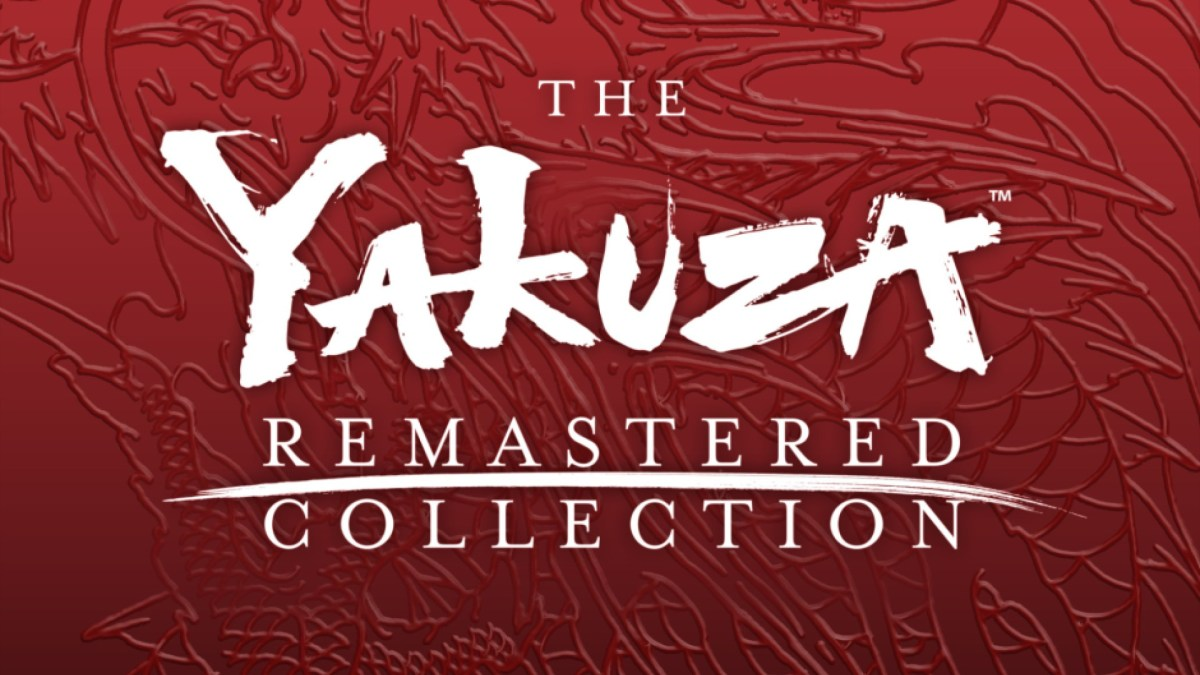 Yakuza Remastered Collection (Console and PC) – January 28