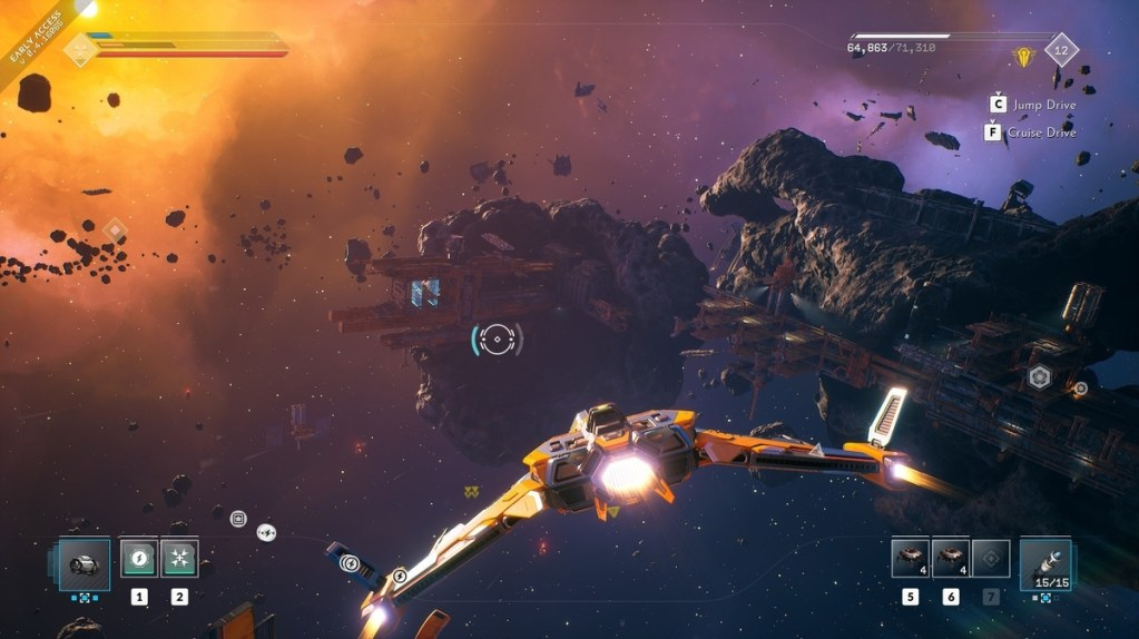 Promising spaceship shooter Everspace 2 launches on Steam Early Access • Eurogamer.net