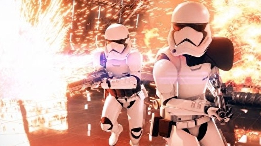 Star Wars Battlefront 2 servers are still struggling with an influx of new players courtesy of Epic's giveaway • Eurogamer.net