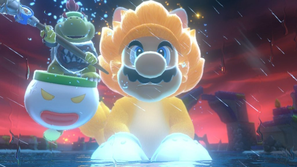 A Day-One Update For Super Mario 3D World + Bowser's Fury Is Now Live (Version 1.1.0)