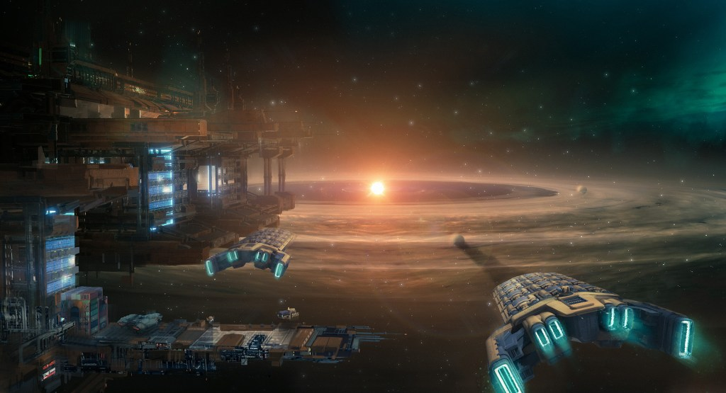 Everspace 2 roadmap details ships, systems, and more upcoming content