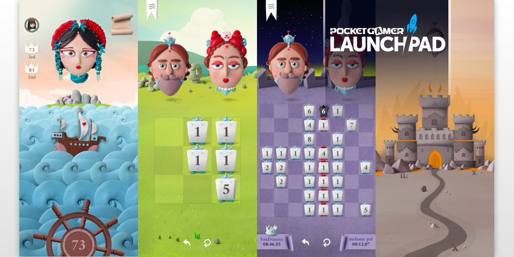 Queen Rules is a new strategic puzzler heading for iOS next week | Articles